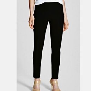 Lafayette 148 New York Navy Chrystie Ankle Pants 6